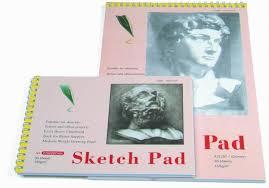 <b>China</b> White Paper <b>Pencil Sketch</b> Pad <b>Drawing</b> Book - <b>China</b> ...