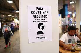 Is Los Angeles County's mask mandate ...