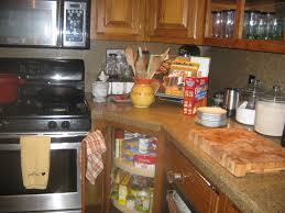 day 3 clear the kitchen counters