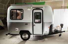 a b c company is using classic boler molds to make this new camping trailer