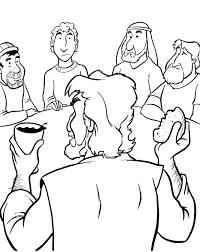 Paasles 1 De Mensenzoon Anticipeert Zijn Dood Kern Van De Les