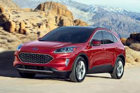 2020 Ford Explorer Color Chart 2020 Ford Escape Sweet Spot Trim Has One Key Feature Carbuzz