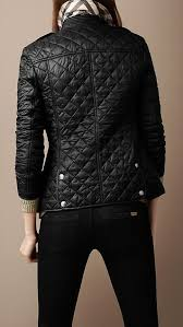 The 25+ best Burberry quilted jacket ideas on Pinterest | Burberry ... & Cropped Quilted Jacket | Burberry Adamdwight.com