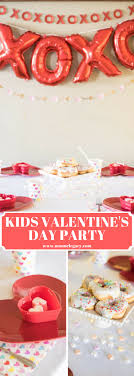 Www.leelaaloo.com♥ visit our blog for party ideas. Valentines Day Kids Party Holidays Parties Maune Legacy