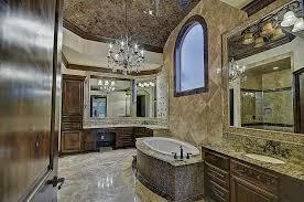 luxury master bathroom shower. luxury master bathroom glass shower design contemporary with chair mirror make up lighting