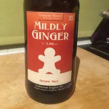 Mildly Ginger - Dunham Massey Brewing Company | Photos - Untappd
