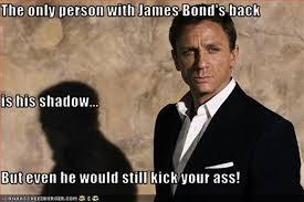 James Bond Quotes Beauteous Funny James Bond 48 48 Pics