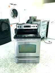 samsung glass top stove glass top electric stove glass electric glass top electric stove 5 burners