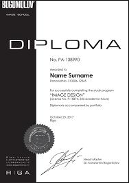 image design Диплом image school • Стартовое портфолио имидж дизайнера для начала профессиональной карьеры