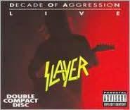 <b>Decade</b> of Aggression: <b>Live</b> by <b>Slayer</b> | 731458679929 | CD ...