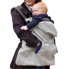 2018 Baby Carrier Cover Infant Toddlers Coat Universal Hoodie Winter ...