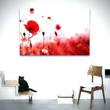 metal poppy wall art poppy wall art art flower poppy field wall art flower art poppies wall art red metal bright poppies metal wall art