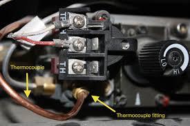 gas fireplace repair my pilot won 39 t stay lit my gas