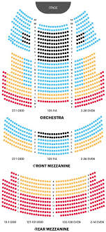 Segerstrom Center For The Arts Seating Chart Your A To Z Guide To Broadway Theater Seating Charts