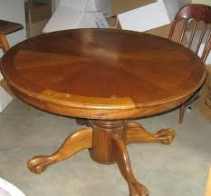 100 48 inch round oak table amish round dining table chalk paint round oak dining table