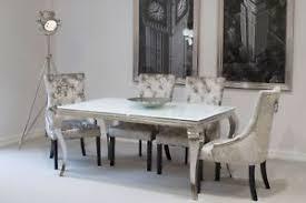 image is loading new lacene 200cm white gl dining table ava