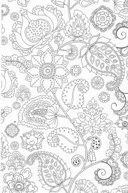 Coloriages Nature Fleurs Roselll