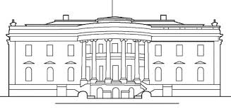 Small Picture white house coloring page white house coloring page free printable