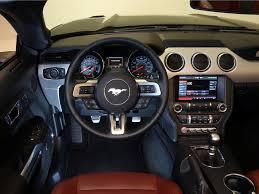 ford mustang convertible 2015. ford mustang convertible interior image 2015