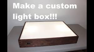 How Do I Make A Light Box How To Build A Light Box