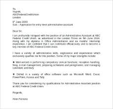 Office Administration Cover Letters Cover Letter Entry Level Administrative Assistant Office