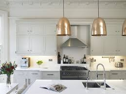 stanley copper pendants transitional kitchen mccarron and co with copper pendant light kitchen