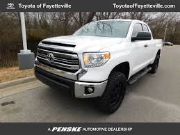 Certified Pre-Owned 2016 Toyota Tundra SR5 Double Cab 5.7L V8 FFV ...