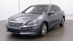 Used Honda Accord Sedan Automatic Ex At Bmw North