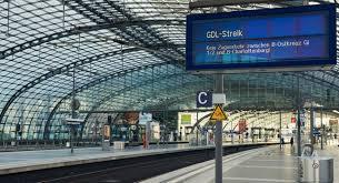 Nun kündigt die gewerkschaft einen streik an. Presse Blog Alle Infos Zum Gdl Streik Deutsche Bahn Ag