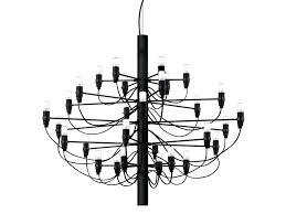 gino sarfatti chandelier limited edition matt black pendant light by gino sarfatti chandelier gino sarfatti chandelier