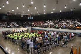 Owensboro Sportscenter Seating Chart Rainbow Mass With Catholic School Students Diocese Of