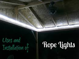 What To Do With Rope Lights Rope Light Installation And Uses Dengarden