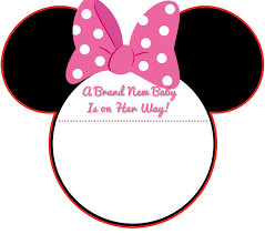 Free Mickey Mouse Template Download Download New Free Printable Mickey Mouse Baby Shower