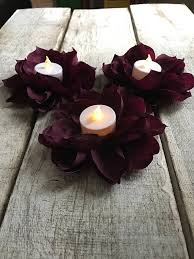 Paper Flower Centerpieces At Wedding Wedding Centerpieces Paper Flower Centerpieces Wedding Decor Floral Decor Tealights Stocking Stuffers Gifts For Him Gifts For Her