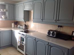 painting kitchen cupboardsPaintedkitchen cupboards with Autentico paint in Scandinavian