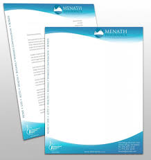 Having The High Quality Customized Letterheads Printed Has