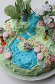 Images Of Fairy Garden Cakes Garden Ideas
