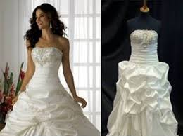 this is why you shouldn t buy a cheap knock off wedding dress