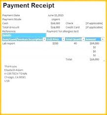 Paid Receipt Form Advance Payment Receipt Form Pay Format In Pdf Benedicts Co
