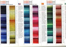 Madeira Thread Colour Chart Best Picture Of Chart Anyimage Org