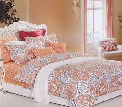 Mandala Peach Twin XL Comforter Dorm Bedding for Girls & Product Reviews Adamdwight.com