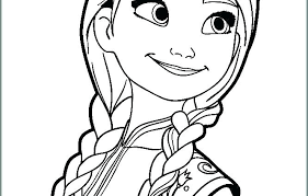 Frozen Coloring Pages Anna And Kristoff Family Disney Free Printable