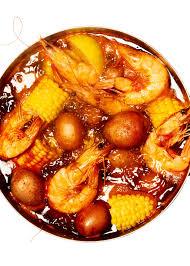 easy shrimp boil recipe bon appé