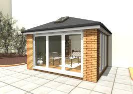 extension design ideas kitchen garden room photo 11