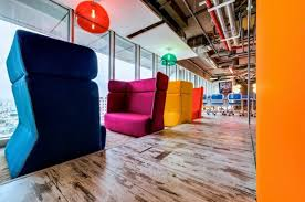google tel aviv office. Google Tel Aviv Office Bright