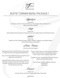 wedding package 1 wedding catering contract sample