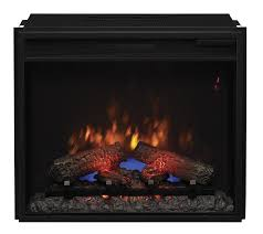 com classicflame 23ef031grp 23 electric fireplace insert with safer plug home kitchen