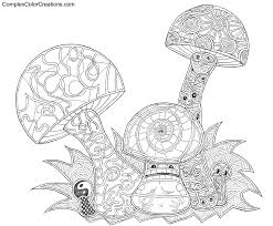 Small Picture Complex Mandala Coloring Pages Archives Best Coloring Page