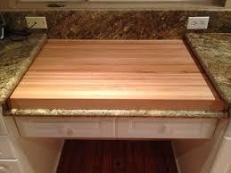 beech butcher block countertop