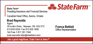 delighted state farm business card gallery business card ideas